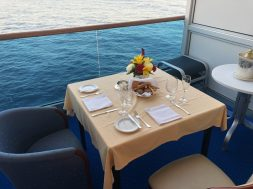 Balcony Cabins are one of the best cabins on a cruise ship
