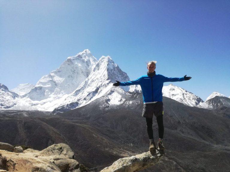 Mount Everest Base Camp: My Unforgettable 11 Day Trek