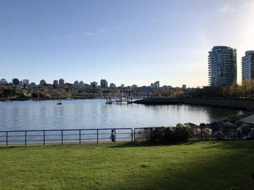 David Lam Park, Yaletown Vancouver