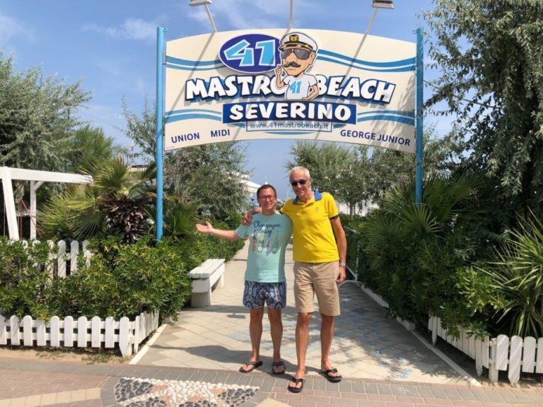 Riccione: A fun beach vacation destination in Italy!