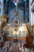 Inside the Trimartiri, Chania's Cathedral Church
