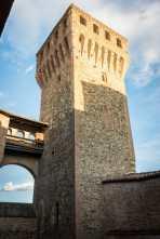 Tower of Vignola Castle