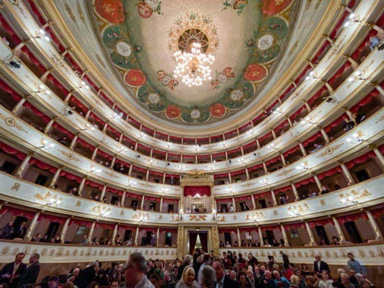 Pavarotti Theatre Modena