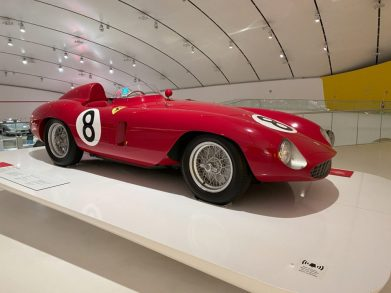 Historical Ferrari