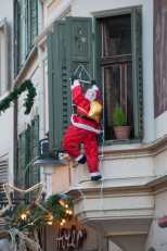 Santa Clause in Italy