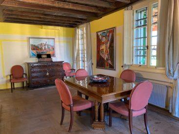 Pavarotti's Dining room