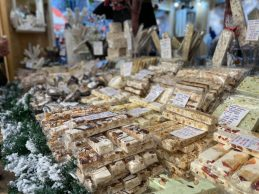Sweets at the Christmas market
