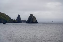 The southern tip of the Americas