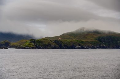 Cape Horn Lighthouse - Leaving South America on our Cruise to Antarctica