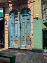 Photo of a Door in Montevideo - a port of call on our Cruise to Antarctica
