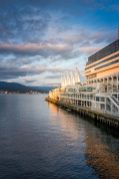 Canada Place, Cruise Terminal Vancouver