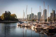 False Creek Marina, Vancouver