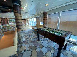 Beach House Teen Center aboard the Coral Princess