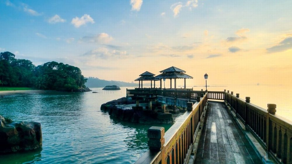Island hopping in Singapore is a Popular Activity for Locals