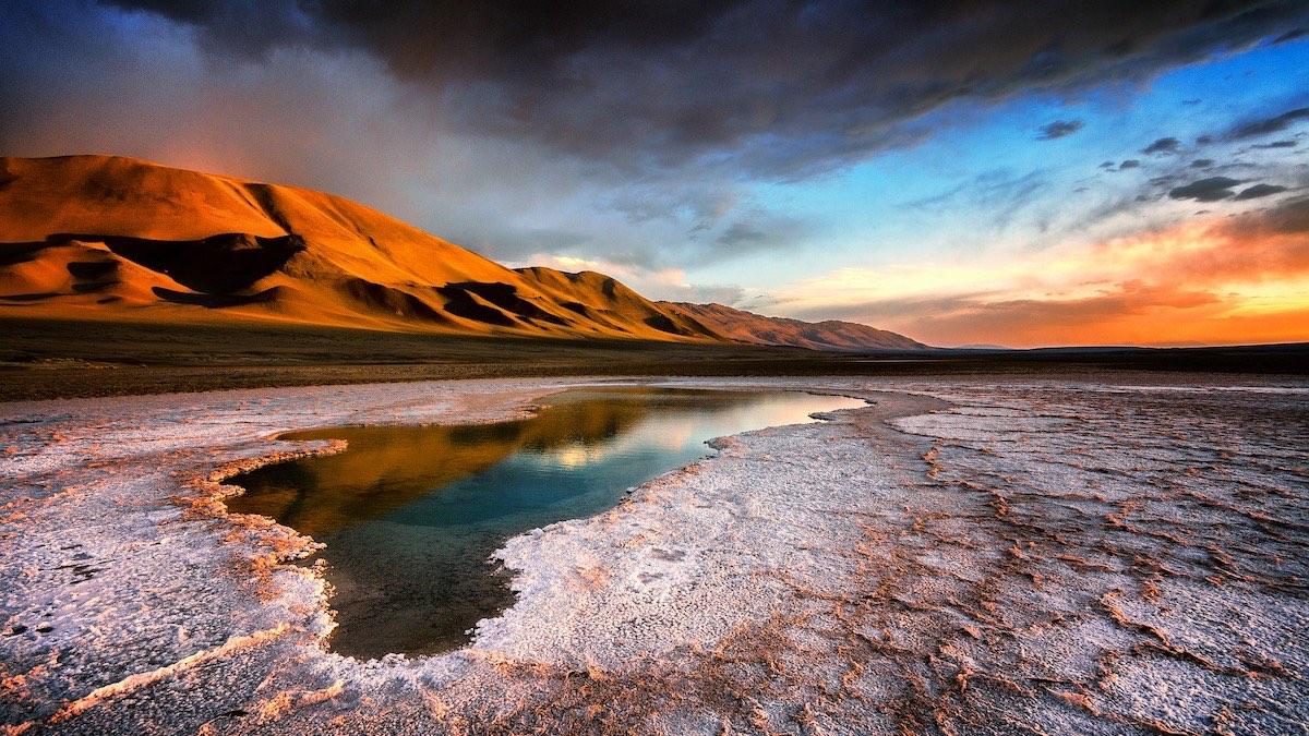 Ecuador - Andes Mountains