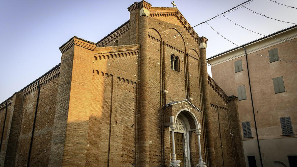 nonantola abbey