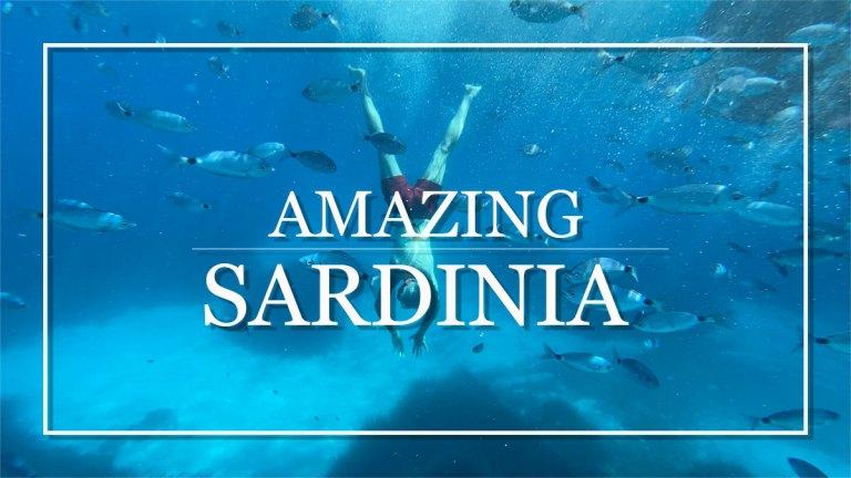 Tour of the Maddalena Archipelago in Sardinia Video