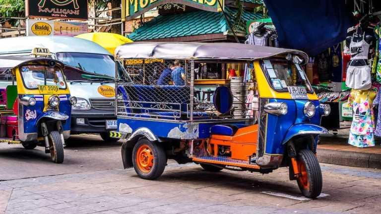 7 Reasons to Use a Tuk Tuk in Thailand