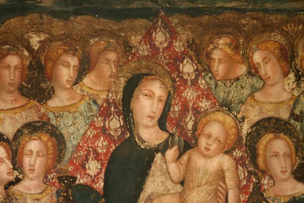 San Miguel Pedralbes. Ferrer Bassa