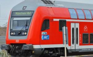 Train Munich Bavaria Germany