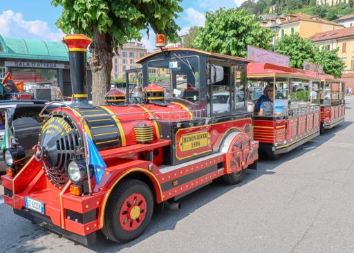 Trombetta Express, Bellagio, Lake Como, Italy