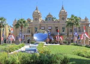 Monaco, Cote dAzur, France