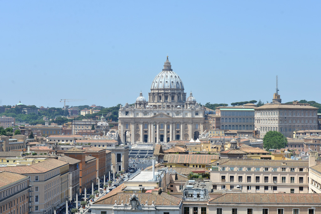st-peters-basilica, rome, italy