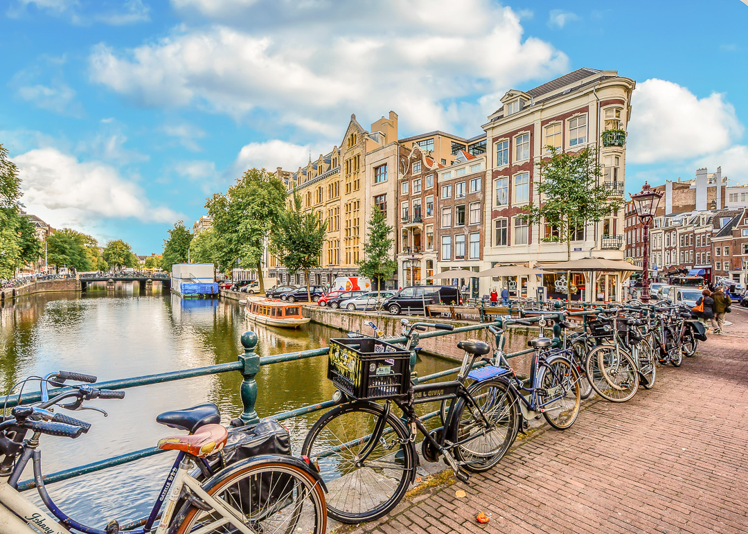 Amsterdam 101: Arriving & Getting Around