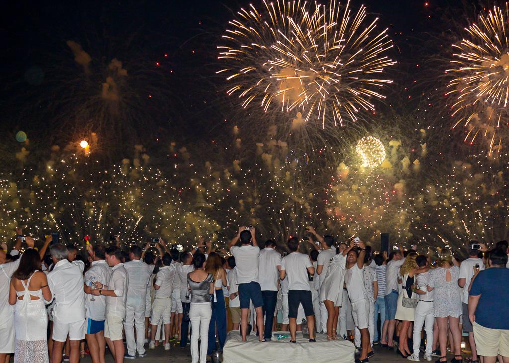 New Years Eve Copacabana