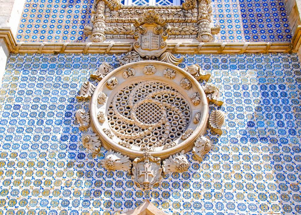 Rosette @ Pena Palace, Sintra, Portugal