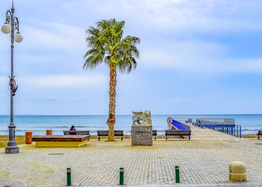 Top 5 Larnaca, Cyprus, by TravelAfter5.com