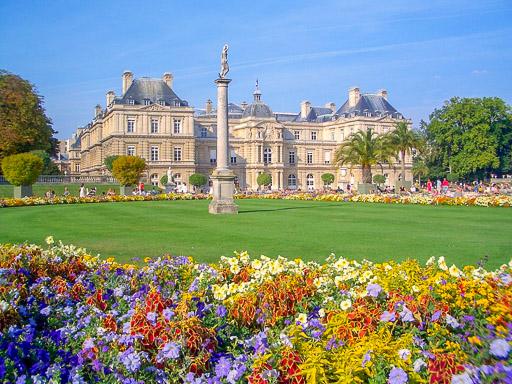 TravelAfter5_Dumb Travel Saving_Jardin du Luxembourg @ Paris