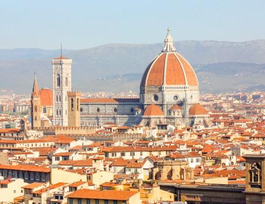 Skyline @ Florence, Tuscany, Italy