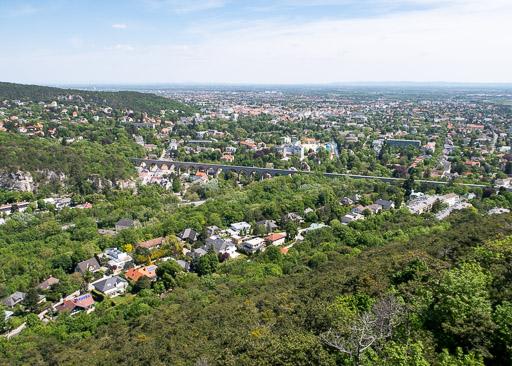 Rauheneck View, Baden bei Wien, Austria, by Travel After 5