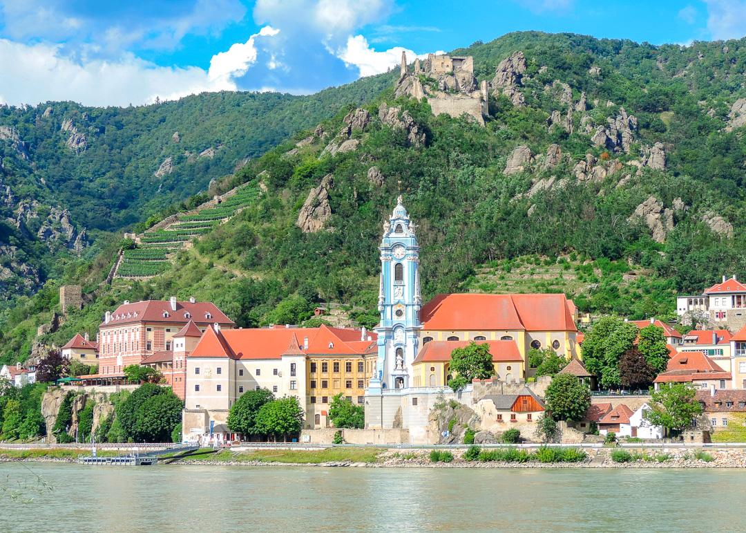 Dürnstein, Wachau Valley, Austria