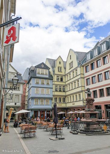 Dom-Römer Project @ Frankfurt, Germany, by Travel After 5