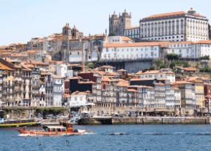 Douro River @ Porto, Portugal