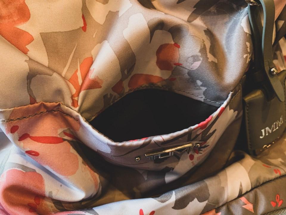 TUMI Voyageur Calais Backpack Front Pocket