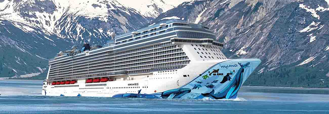 Norwegian Cruise Line's Bliss Will Draw West Coast Clients