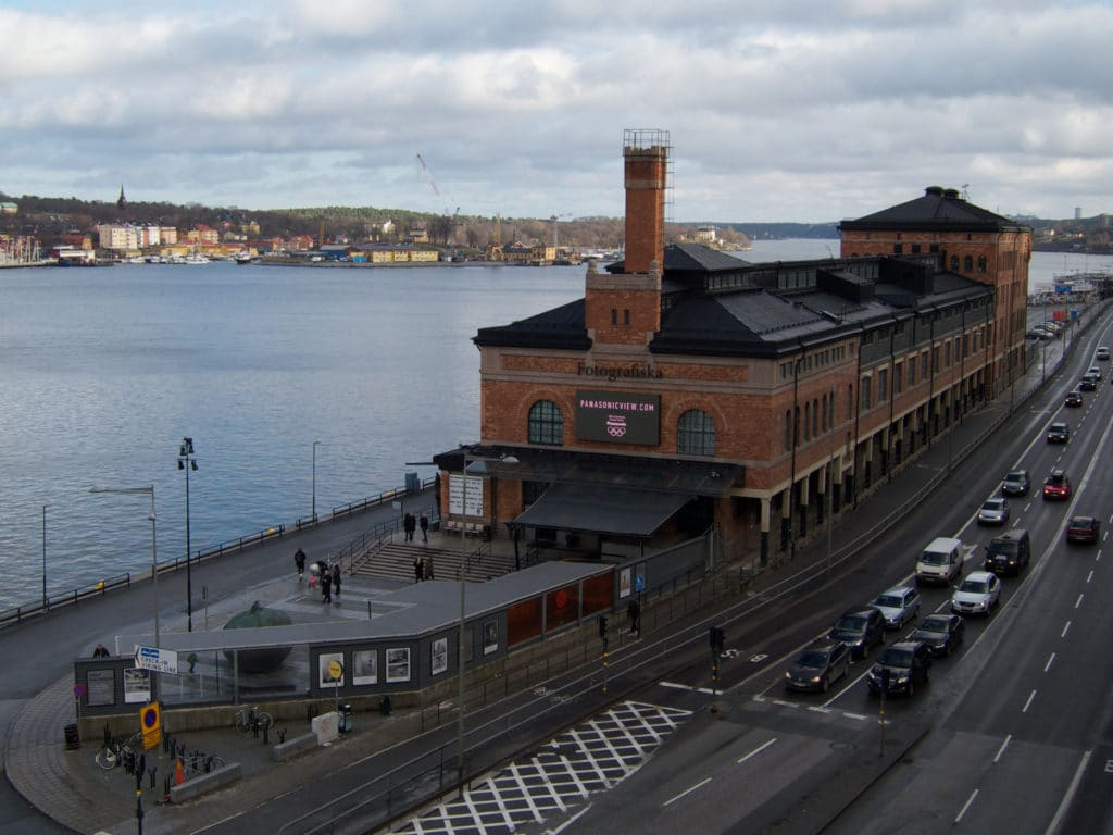 Three days in Stockholm - Fotografiska Museum