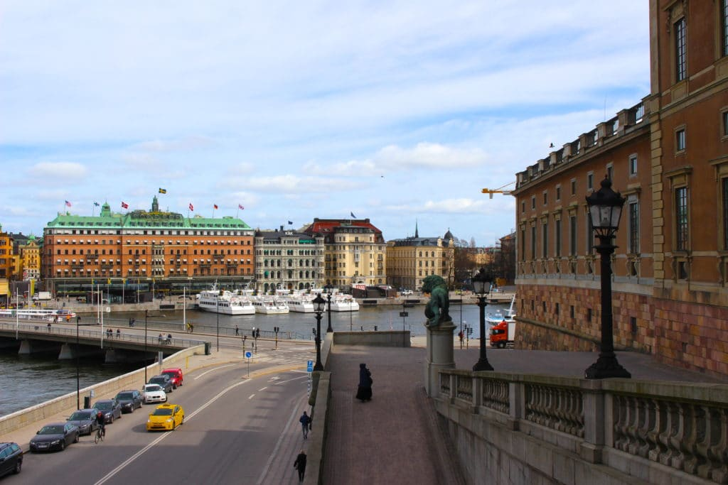 three days in stockholm