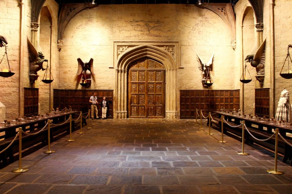 harry potter studios in london