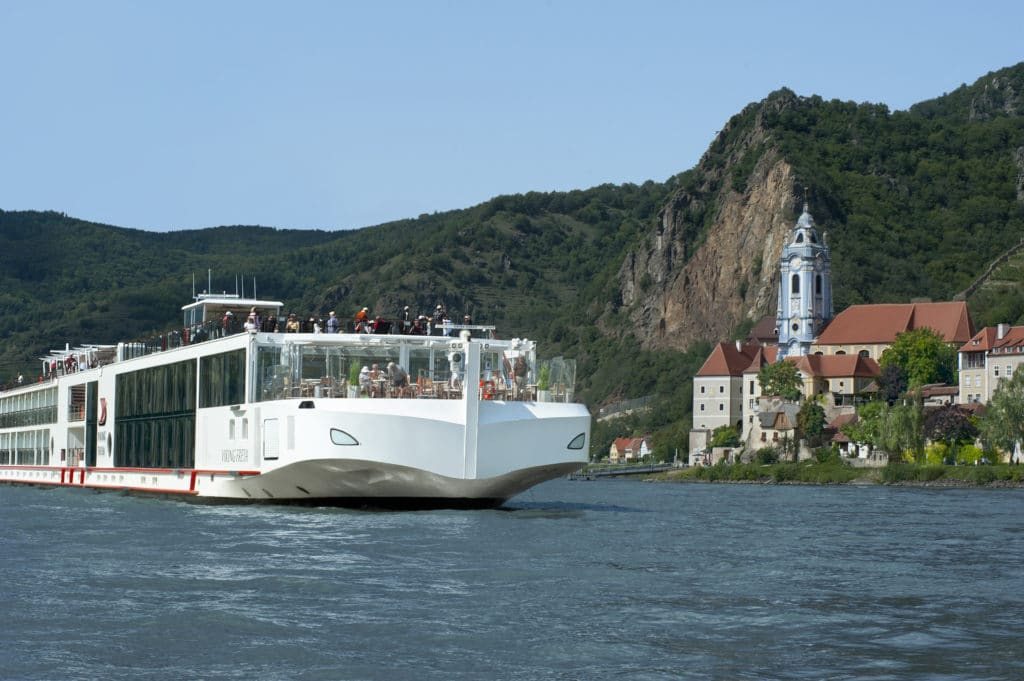 Viking River Cruises Grand European Tour