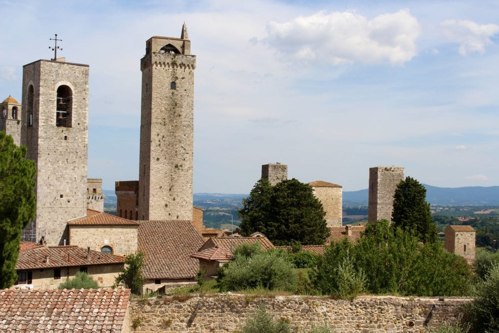Tuscany in One Day: Siena, San Gimignano, Pisa