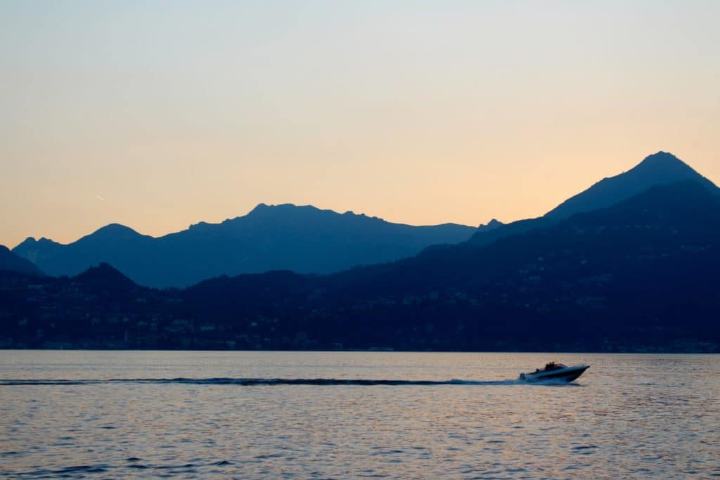 day trip to Lake Como from Milan