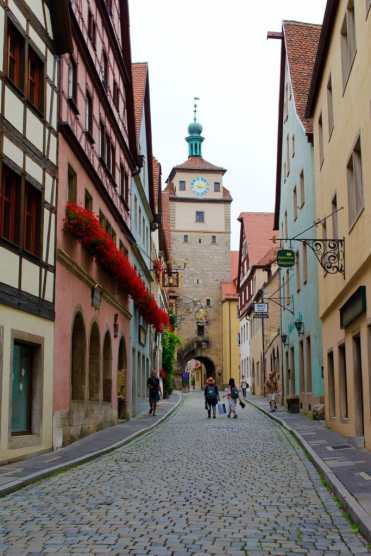 Rothenburg ob der Tauber, Germany. Viking River Cruises Grand European Tour: In Review