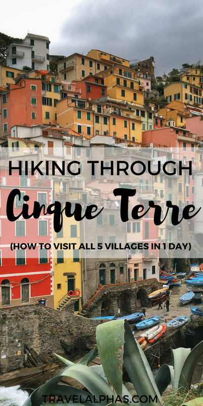 Planning to take a day trip from Florence? Hiking in Cinque Terre is the perfect choice! Beautiful beaches, colorful houses, hiking trails, and gelato await! And the best part? On this hiking trip, you can visit all five seaside villages in one day.