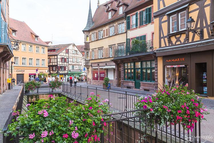 Ruas de Colmar, Alsácia