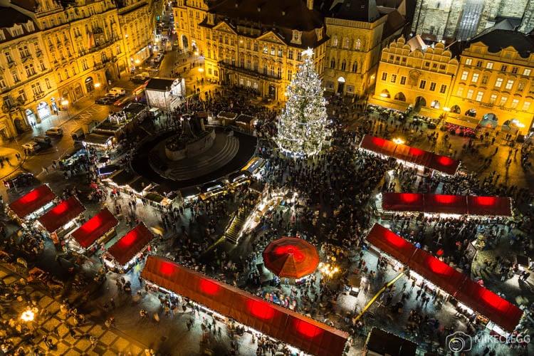 Mercado de Natal de Praga