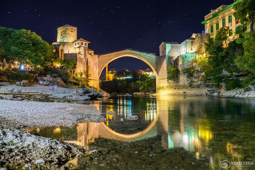A impressionante ponte Stari Most, Mostar